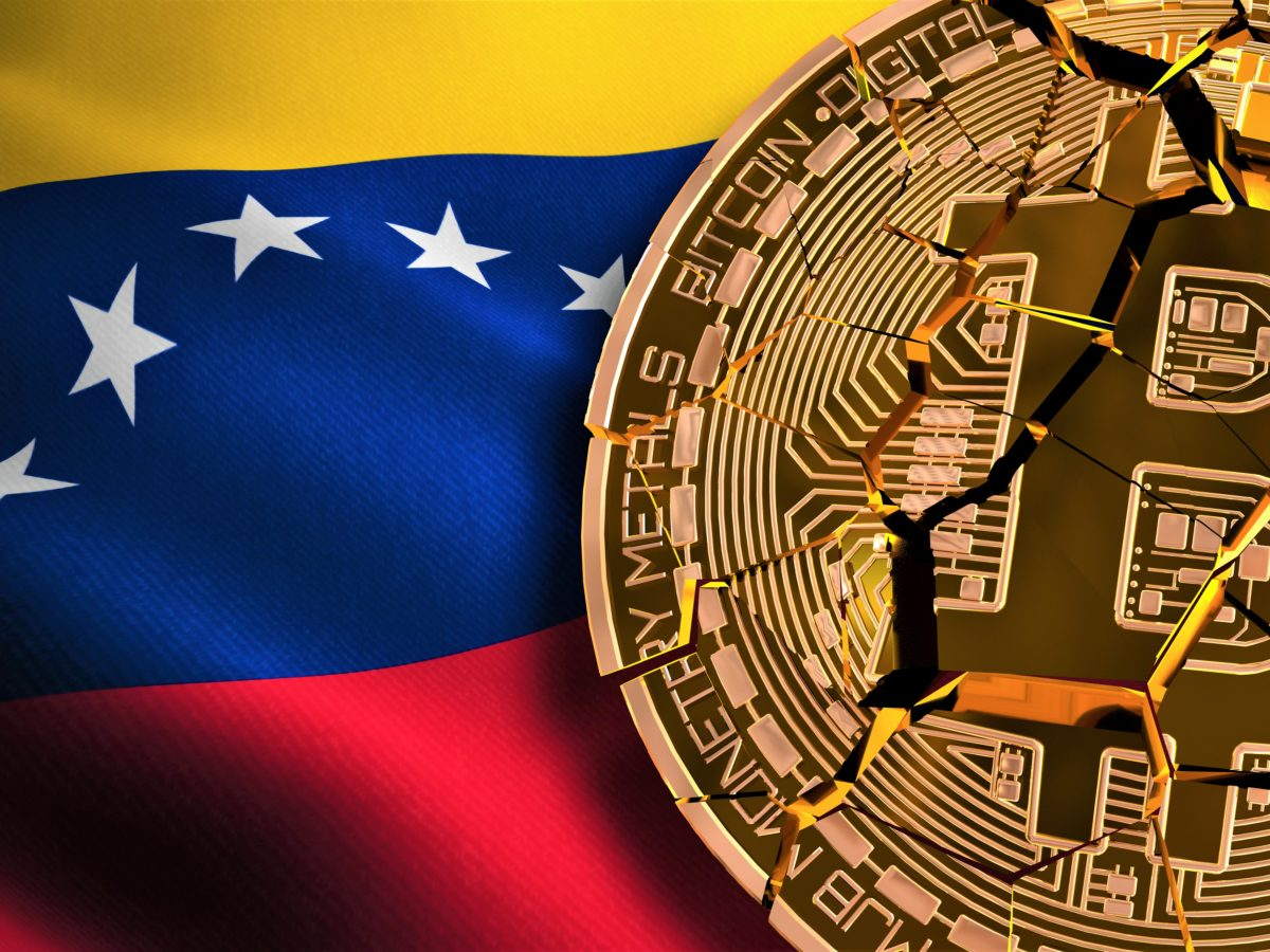 bitcoin venesueloje
